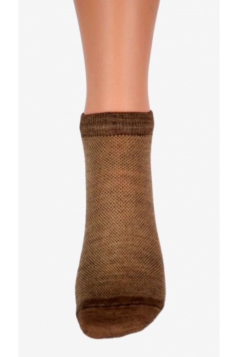 Носки укороченные из верблюжьего пуха SOFT DOCTOR TM