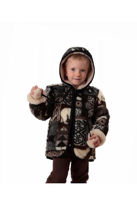 Куртка детская двойная Арктика