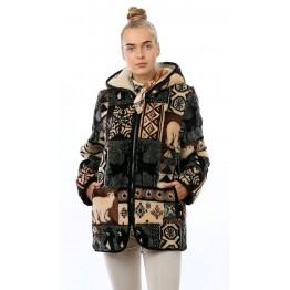 Куртка двойная СКАНДИ АРКТИКА женская
