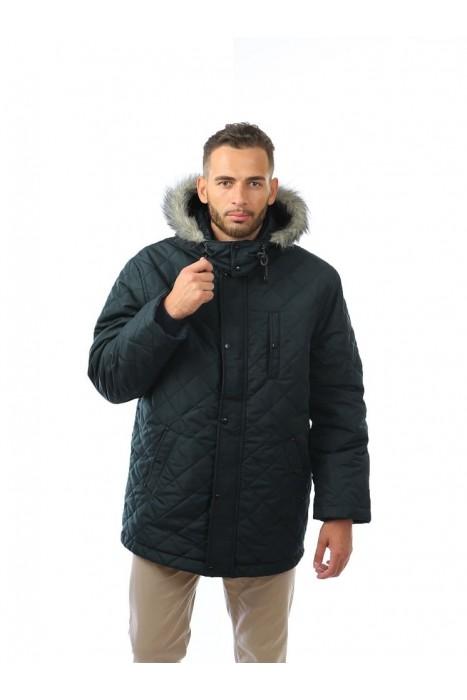 Куртка двойная АЛЯСКА чёрный