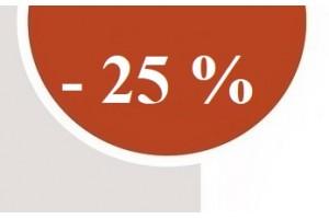 СКИДКА 25% на жилеты из натуральной шерсти до 31 марта 2019