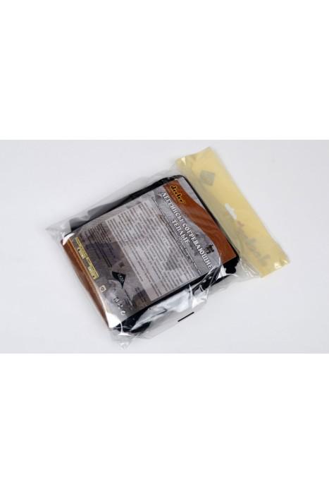 Согревающее белье Doctor TM - леггинсы женские из овечьей шерсти черные / серые