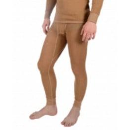Термобелье - кальсоны мужские однослойные из верблюжьей шерсти