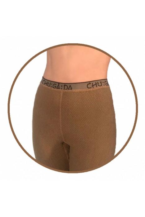 """Термобелье TM """"CHU-GA-DA"""" - кальсоны женские однослойные из верблюжьей шерсти"""