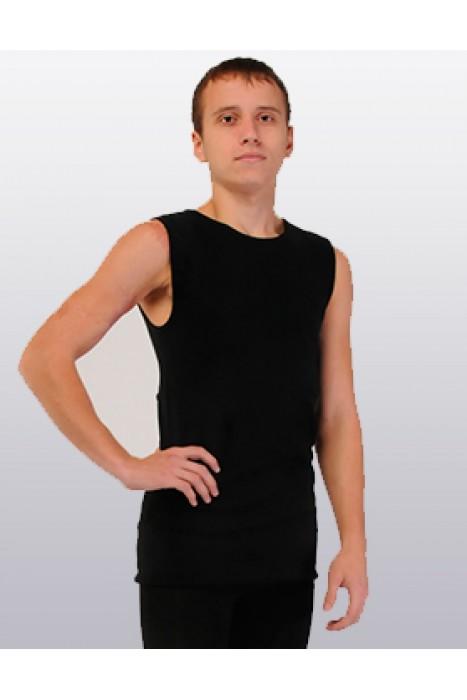 Согревающее белье Doctor TM - майка (борцовка) мужская из ангоры и овечьей шерсти