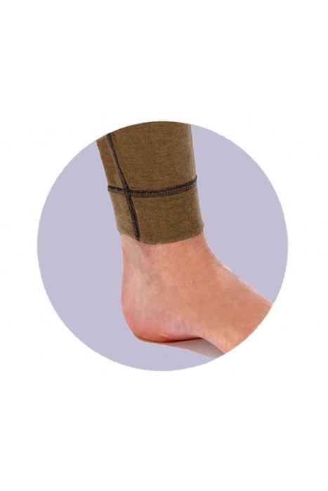 """Термобелье TM """"Chu-Ga-Da""""- кальсоны мужские двухслойные из верблюжьей шерсти и волокон кофе"""